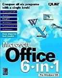 Aitken, Peter G.: Microsoft Office 6 in 1