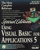 Sanna, Paul J.: Using Visual Basic for Applications 5 (Using ... (Que))