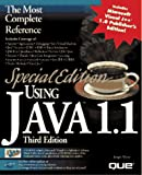 Weber, Joe: Special Edition Using Java 1.1