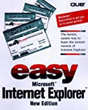 Fleming, Heather: Easy Microsoft Internet Explorer (Que's Easy Series)