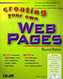 Shafran, Andrew Bryce: Creating Your Own Web Pages