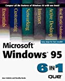 Calabria, Jane: Microsoft Windows 6-In-1