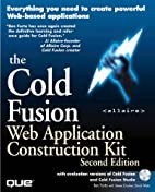 Cold Fusion Web Application Construction…