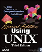 Special Edition Using Unix (3rd Edition) by…