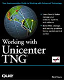 Sturm, Rick: Working With Unicenter Tng