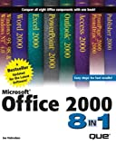Habraken, Joseph: Microsoft Office 2000 8 in 1