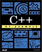 C by Example: UnderC Learning Edition by…