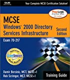Scrimger, Rob: MCSE Training Guide (70-217): Windows 2000(R) Active Directory Services Infrastructure (2nd Edition)
