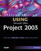 Special Edition Using Microsoft Office…