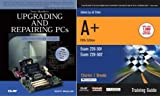Que: A+ Training Guide & Upgrading & Repairing PCs, 15th Edition Bundle