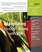 Automating Microsoft Access with VBA by Mike…