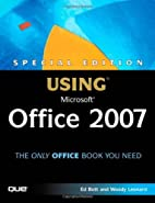Special Edition Using Microsoft Office 2007…