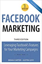 Facebook Marketing: Leveraging Facebook for…