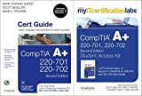 Soper, Mark Edward: CompTIA A+ Cert Guide with MyITcertificationlabs Bundle (220-701 and 220-702)