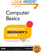 Computer Basics Absolute Beginner's Guide, Windows 8 Edition (6th Edition)