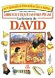 Round, Graham: Historia de David = Story of David: Sticker Book (Spanish Edition)