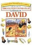 Round, Graham: Historia de David = Story of David: Sticker Book (Spanish Edition)