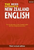 The Reed Dictionary of New Zealand English…