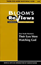 Zora Neale Hurston's Their Eyes Were…