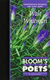 Bloom, Harold: Walt Whitman: Comprehensive Research and Study Guide