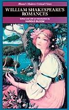 Shakespeare's Romances by Harold Bloom