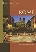 Rome (Bloom's Literary Places) by Brett…