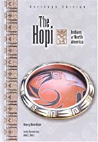 The Hopi (Indians of North America) by Nancy…
