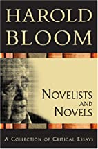 Novelists and Novels (Bloom's Literary…