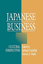 Japanese Business: Cultural Perspectives by…
