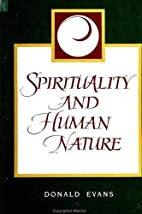 Spirituality and Human Nature: (SUNY Series…