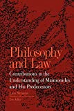 Strauss, Leo: Philosophy and Law: Contributions to the Understanding of Maimonides and His Predecessors (Suny Series in the Jewish Writings of Leo Strauss) (Suny Series, Jewish Writings of Strauss)