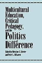 Multicultural Education, Critical Pedagogy,…