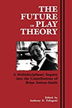The future of play theory : a…