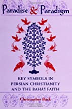 Paradise and Paradigm: Key Symbols in…