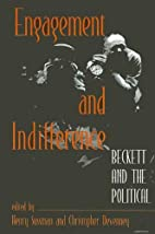 Engagement and Indifference by Henry Sussman