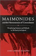 Maimonides and the Hermeneutics of…