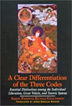 A Clear Differentiation of the Three Codes:…