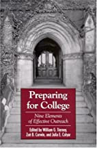 Preparing For College: Nine Elements of…