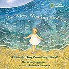 One White Wishing Stone: A Beach Day…