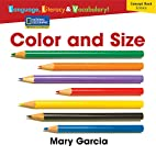 Color and Size by Mary Garcia