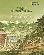 Georgia, 1521-1776 by Robin Doak