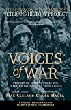 Thomas Wiener: Voices of War Cassette: Stories of Service from the Homefront and the Frontlines (The Library of Congress Veterans History Project)