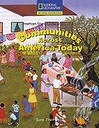 American Communities Across Time:…