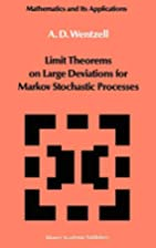 Limit Theorems on Large Deviations for…