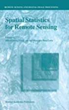 Spatial statistics for remote sensing by…