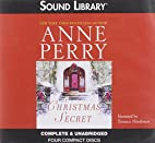 A Christmas secret by Anne Perry