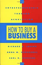 How To Buy a Business by Richard A. Joseph