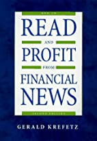 How to Read and Profit from Financial News…
