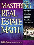 Ventolo, William L.: Mastering Real Estate Mathematics