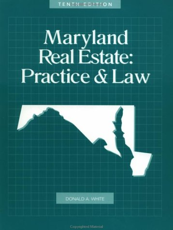 maryland-real-estate-practice-law-10th-edition